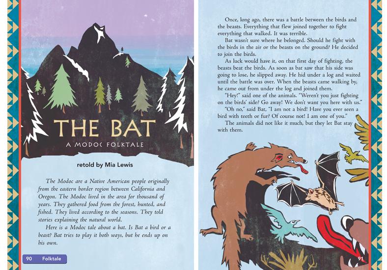 <i>The Bat</i>, digital